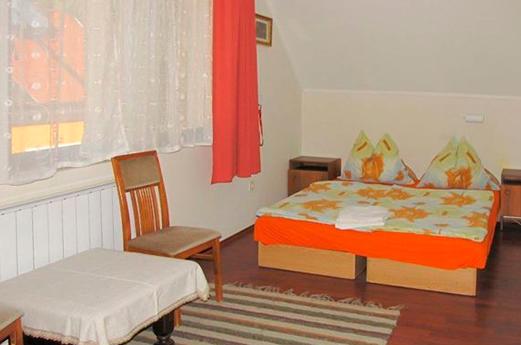 appartement Fanny slaapkamer