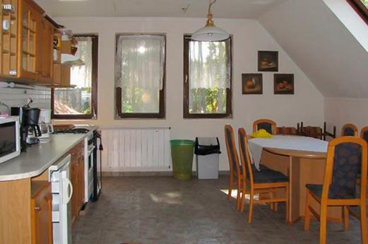 appartement Fanny keuken