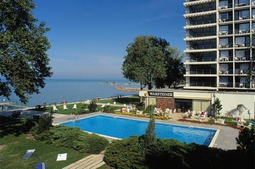 hotel club siofok zwembad