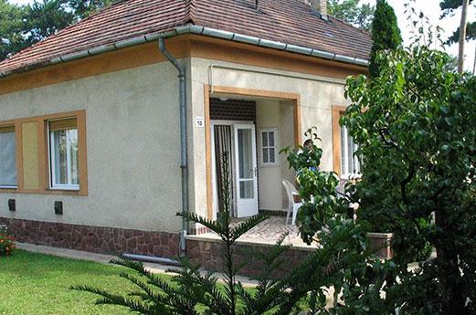 buitenkant villa's